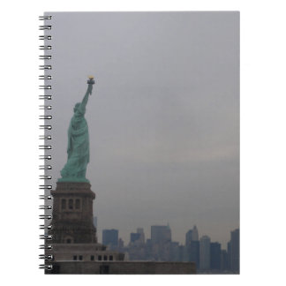Statue of Liberty - New York City Notebooks