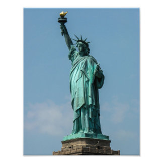 Statue of Liberty, New York City - Photo Print