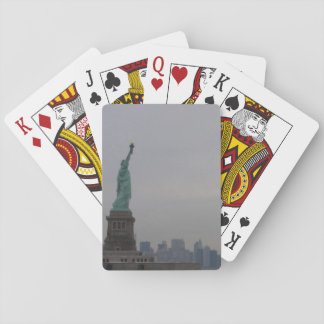 Statue of Liberty - New York City Playing Cards