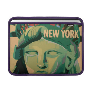 Statue of Liberty  - New York City Sleeve For MacBook Air