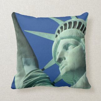 Statue Of Liberty New York Cushion