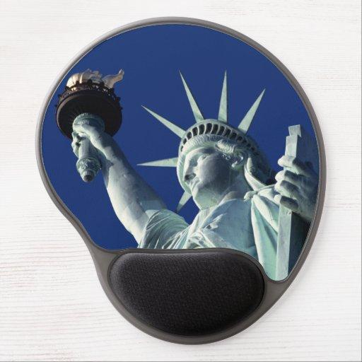 Statue of Liberty New York Gel Mousepad