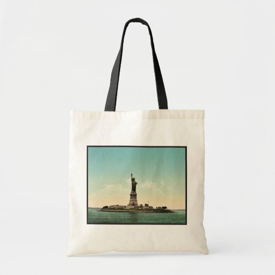 Statue of Liberty, New York Harbour classic Tote Bag