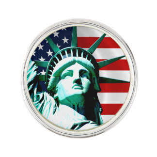 Statue of Liberty, New York Lapel Pin
