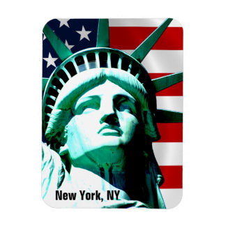 Statue of Liberty, New York, NY Magnet