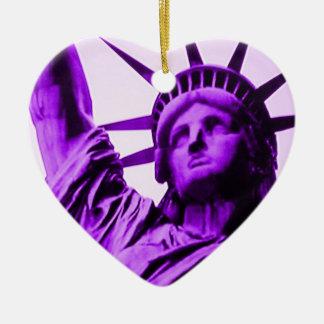 Statue of Liberty New York ornament