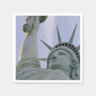 Statue of Liberty, New York Disposable Serviette