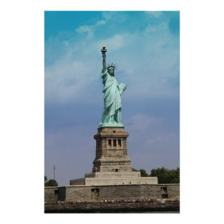 Statue of Liberty - New York Poster