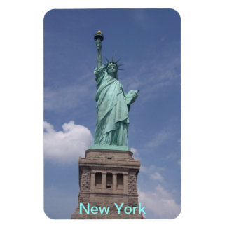 Statue of Liberty, New York Flexible Magnets