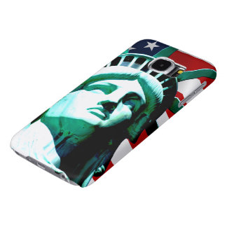 Statue of Liberty, New York Samsung Galaxy S6 Cases