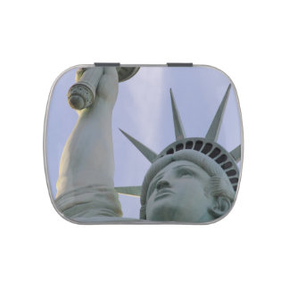 Statue of Liberty, New York Jelly Belly Tin