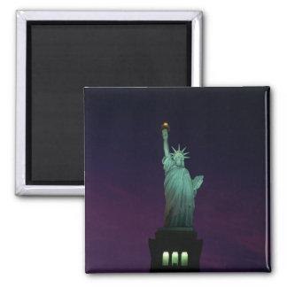 Statue of Liberty, New York, USA 7 Magnet
