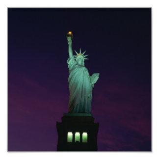 Statue of Liberty, New York, USA 7 Photograph