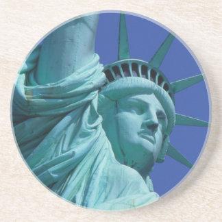 Statue of Liberty, New York, USA 8 Coaster