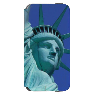 Statue of Liberty, New York, USA 8 Incipio Watson™ iPhone 6 Wallet Case