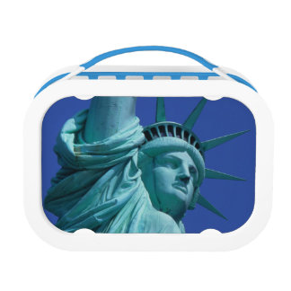 Statue of Liberty, New York, USA 8 Lunch Box
