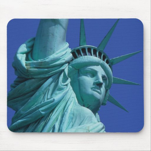 Statue of Liberty, New York, USA 8 Mouse Pad