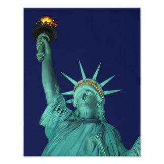 Statue of Liberty, New York, USA 8 Photo Art