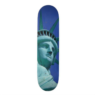 Statue of Liberty, New York, USA 8 Skate Boards