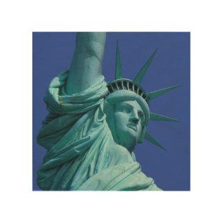 Statue of Liberty, New York, USA 8 Wood Wall Art