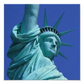 Statue of Liberty, New York, USA 9 Photo Art