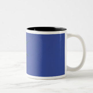 Statue of Liberty, New York, USA 9 Two-Tone Coffee Mug