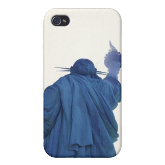 Statue of Liberty, New York, USA RF) Case For The iPhone 4