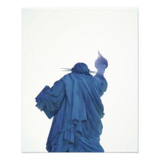 Statue of Liberty, New York, USA RF) Photo Art