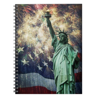 Statue of Liberty Note Book