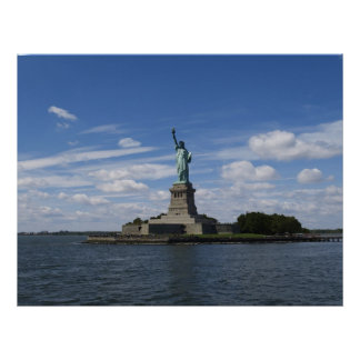 Statue Of Liberty NY Poster