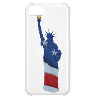 Statue of liberty on any colour iPhone 5C case
