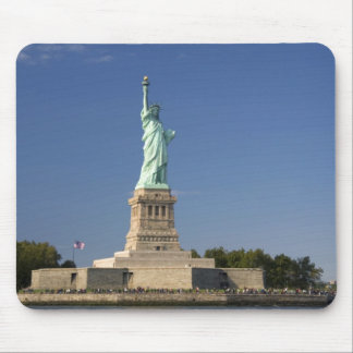Statue of Liberty on Liberty Island in New 2 Mouse Pad