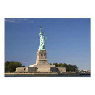 Statue of Liberty on Liberty Island in New 2 Art Photo