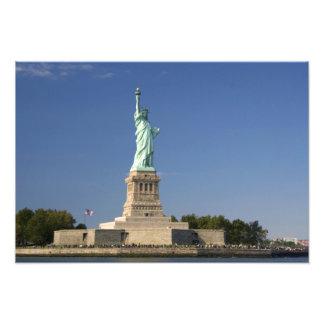 Statue of Liberty on Liberty Island in New 2 Art Photo