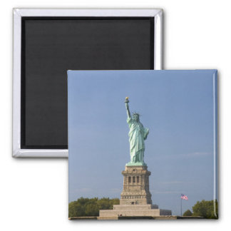 Statue of Liberty on Liberty Island in New Magnet