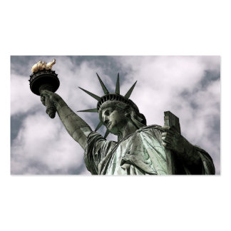 Statue of Liberty Pack Of Standard Business Cards