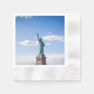 Statue of Liberty Paper Napkins