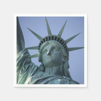 Statue of Liberty paper napkins