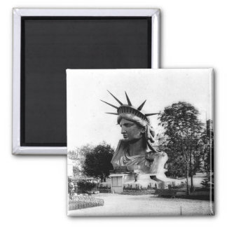 Statue of Liberty Paris France Magnets