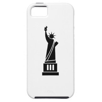 Statue of Liberty Pictogram iPhone 5 Case
