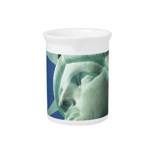 Statue of Liberty Pitcher