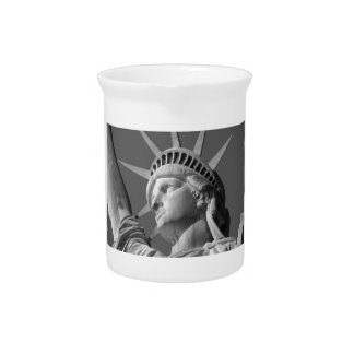 Statue of Liberty Pitchers