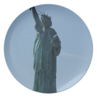 Statue of Liberty Plates