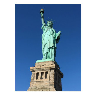Statue of Liberty Postcard