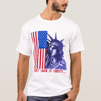 Statue of Liberty Products T-Shirt