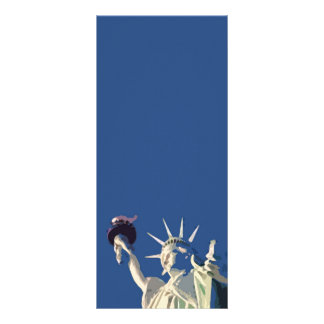 Statue of Liberty Rack Card