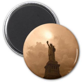 Statue of Liberty Refrigerator Magnet