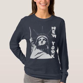 Statue of Liberty Shirt Ladies NY Shirt Souvenir