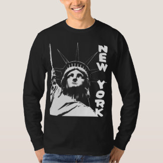 Statue of Liberty Shirt Men's NYC Shirt Souvenir