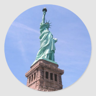 Statue of Liberty - Side View Sticker